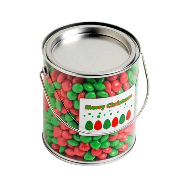 Christmas Chewy Fruits Big Bucket
