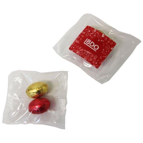 Mini Solid Easter Eggs 15 gram bag