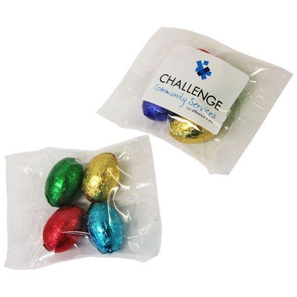 Mini Solid Easter Eggs 30 gram bag