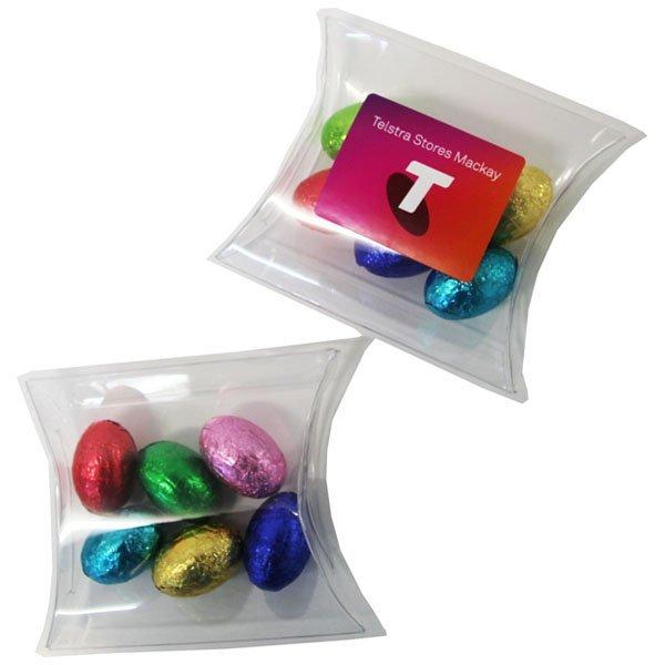 Mini Solid Easter Eggs 50 gram pillow pack