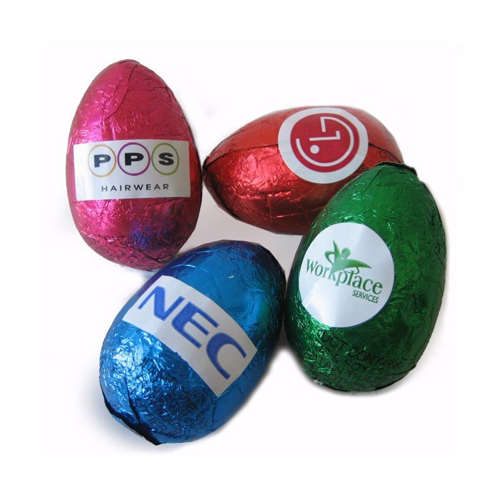 Hollow 17 gram Easter Eggs