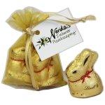 Lindt Bunny 20 gram Organza Bag