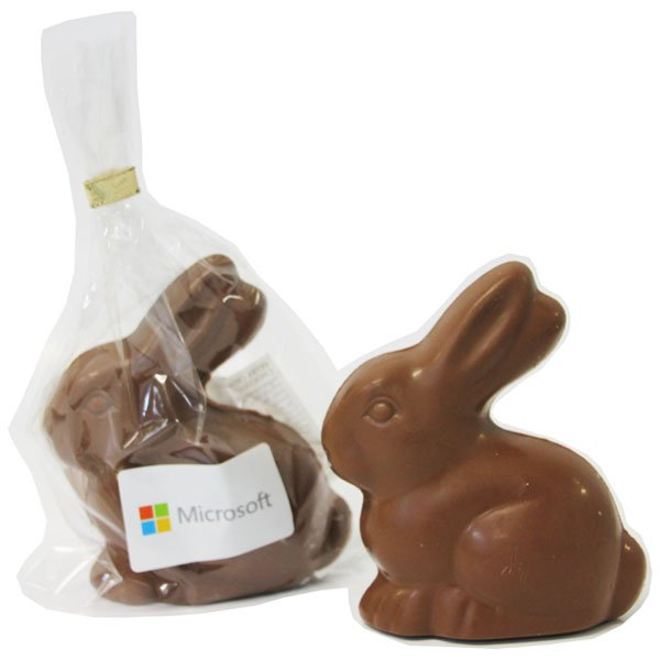 Milk Chocolate Bunny 80 gram bag