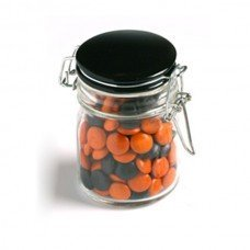 Choc Beans Large Glass Jar