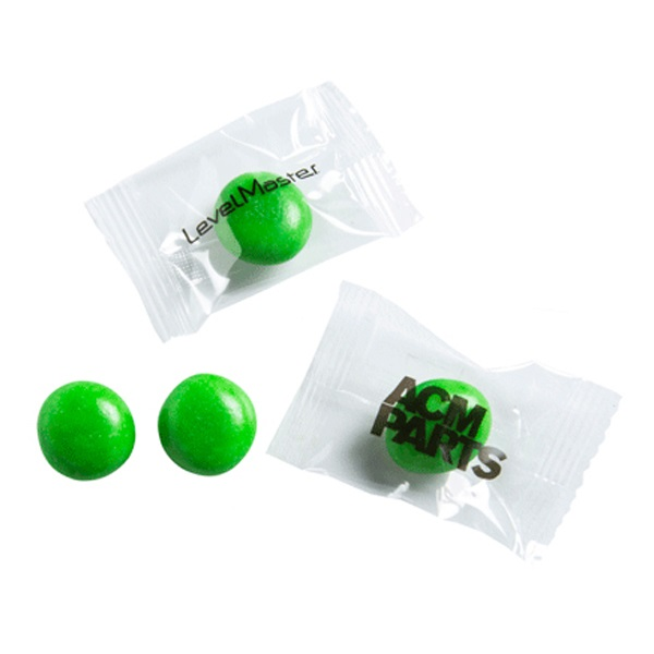 GREEN Big Chewy Fruits Individually Wrapped