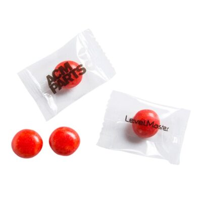 RED Big Chewy Fruits Individually Wrapped