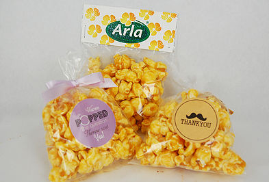 Caramelised popcorn - bag