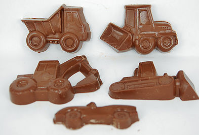 Standard moulded chocolate - Medium