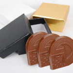 Three pack solid gift box
