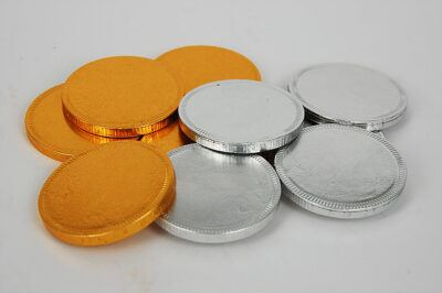 Unbranded Chocolate Coins