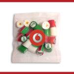 Christmas Rock Candy 50g Bag