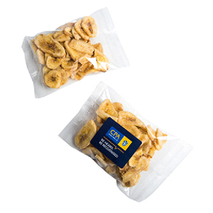 Banana Chips 50g Bag