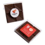 Chocolate Block PVC Standup Box
