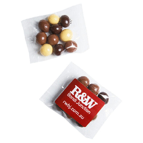 Chocolate Coated Coffee Beans 25g Bag