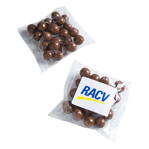Chocolate Coated Coffee Beans 50g Bag
