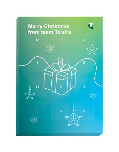 Christmas Advent Calendar 12 Doors