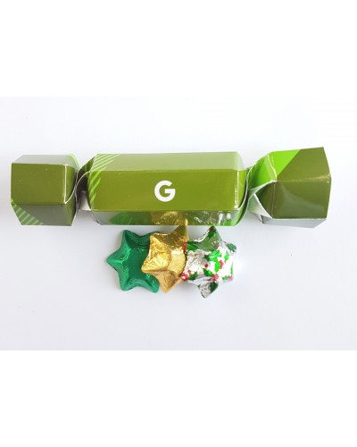 Custom Printed Christmas Crackers
