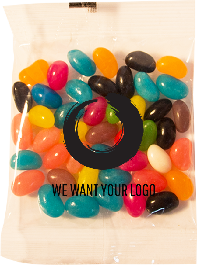 Jelly Beans Bag Direct Print