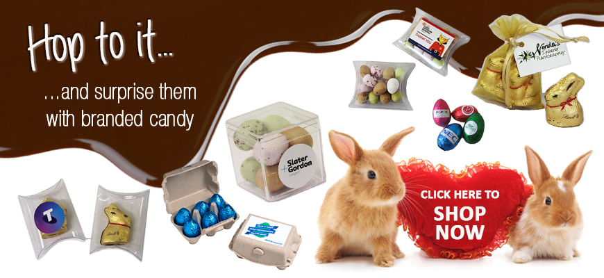 Branded Easter Chocolates and Lollies