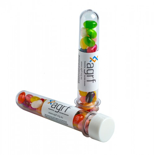 Jelly Belly Test Tube