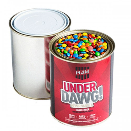 M&Ms Large Paint Tin