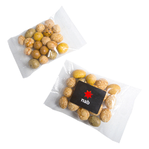 Peanut Crackers 50g Bag