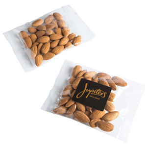 Raw Almonds 50g Bag