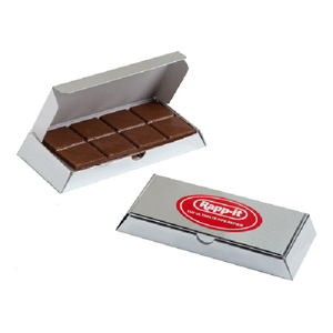 Silver Box Chocolate Bar