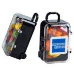 Skittles Acrylic Carry-On Case