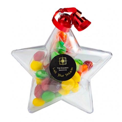 Skittles Acrylic Stars