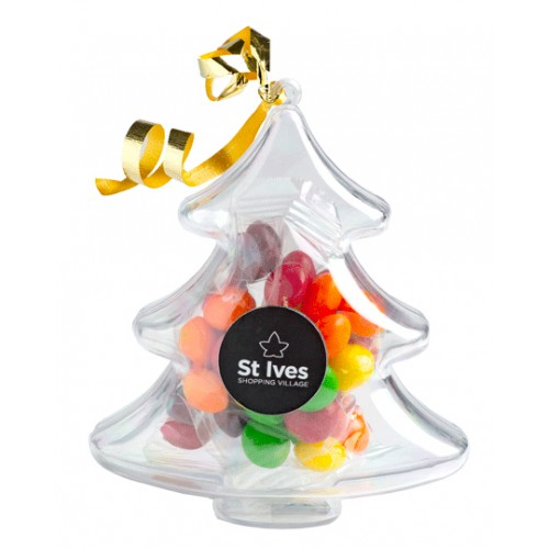 Skittles Acrylic Trees