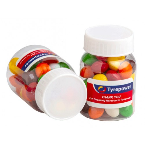 Skittles Baby Jar