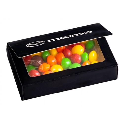 Skittles Printed Biz Card Box