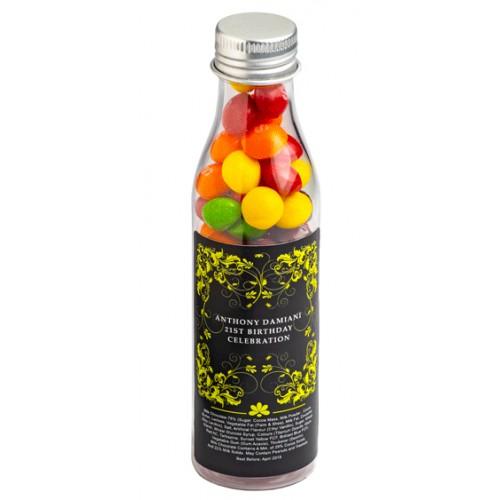 Skittles Soda Bottle