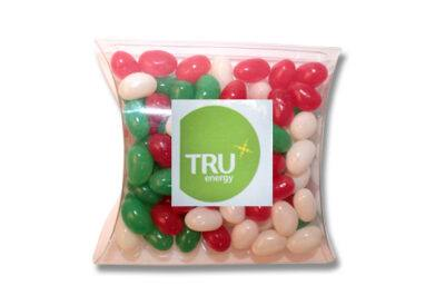 Christmas Mini Jelly Beans Large Pillow Pack