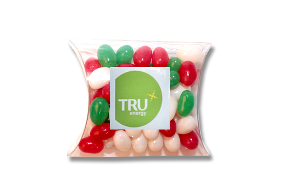 Christmas Mini Jelly Beans Small Pillow Pack