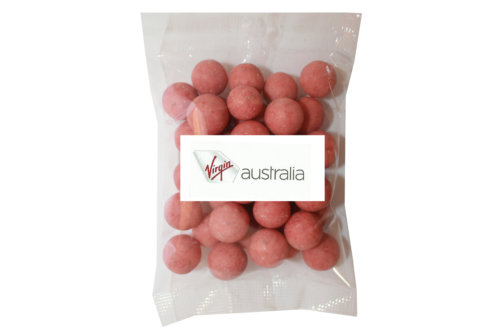 Strawberry Yoghurt Balls 100g