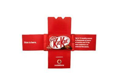Christmas Kit Kat