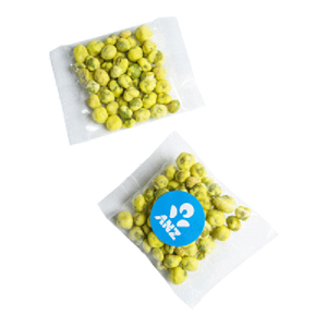 Wasabi Peas 25g Bag