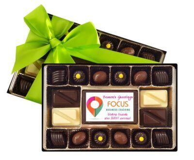 Premium Chocolate Truffle Gift Box